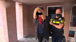 Nicky H. wordt aangehouden voor oplichting (beeld: Opgelicht?!).