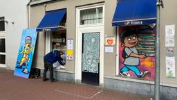 Het gaat nog weken duren voordat de Primera in Den Bosch helemaal is hersteld (foto: Omroep Brabant).