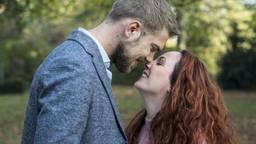Michelle en Maarten zijn sinds twee jaar een stelletje. (Foto: KRO-NCRV/Linelle Deunk)