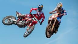 Glenn Coldenhoff en Jeffrey Herlings (Foto: Red Bull)