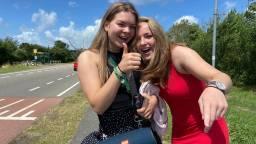 Zuipen, testen en weer doorgaan: GGD test Brabanders op jongerencamping