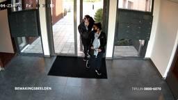 Woninginbraak in Hank: twee vrouwen herkenbaar in beeld