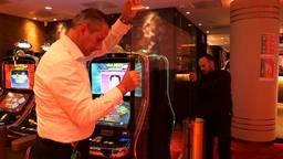 In de vestigingen van Jack's casino worden allerlei maatregelen getroffen. (foto: Eva de Schipper)