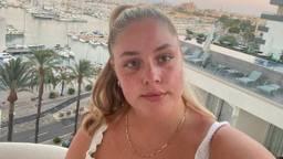Isabel zat 12 dagen in een coronahotel in Mallorca (foto; Isabelle van Benthem).