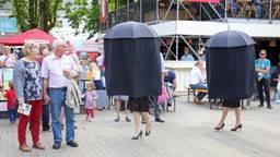 Theaterfestival Boulevard zal dit jaar niet kunnen doorgaan in Den Bosch (foto Karin Kamp).