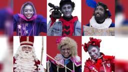 Nieuwe look voor het gevolg van Sinterklaas. (foto: intochtcomité Eindhoven)