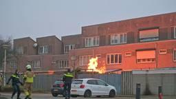 Man zwaargewond door enorme gasexplosie in woonwijk Breda.