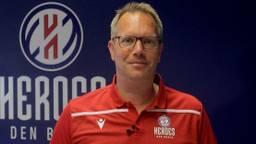 Erik Braal de nieuwe coach van Heroes Den Bosch