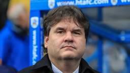 Paul Conway de waarschijnlijke nieuwe eigenaar van FC Den Bosch