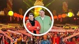 3 Uurkes Vurraf naar Berkel-Enschot? Ron en Janny zien het wel zitten (compositie: Omroep Brabant).