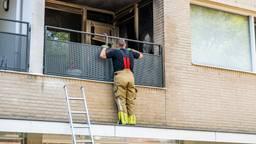 Brand in woonzorgcentrum Satijnhof in Tilburg, bewoner naar het ziekenhuis