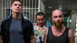 Beeld uit het tweede seizoen van Undercover met Frank Lammers en Rico Verhoeven (foto: NyklyN/Undercover).