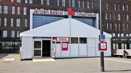 Het Jeroen Bosch Ziekenhuis in Den Bosch. (foto: Karin Kamp)