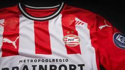 PSV speelt komend seizoen in dit shirt (foto: PSV Media).