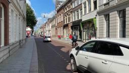 Hinthammerstraat Den Bosch moet autoluw worden (foto: Jan Peels)