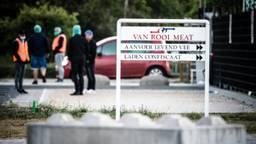 Van Rooi Meat in Helmond (foto: Rob Engelaar).
