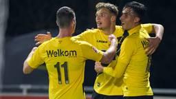 Sydney van Hooijdonk scoorde opnieuw voor NAC (foto: OrangePictures).