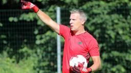 Anton Scheutjens uit Someren nieuwe keeperstrainer van Ajax (foto: Anton Scheutjens).