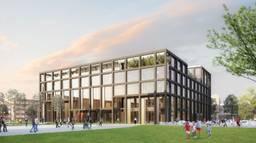 Het Huis van de Stad in Helmond (afbeelding: Kraaijvanger Architects).