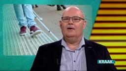 Bijna blinde wethouder keert terug in Eindhoven: 'Niks was meer normaal'