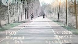 Foto: verkeerspolitie Oost-Brabant.