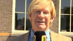 Voor even 'zanger' Addy van den Krommenacker (foto: Paul Post).