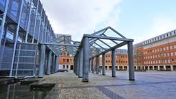 Rechtbank Oost-Brabant (archieffoto: Karin Kamp).