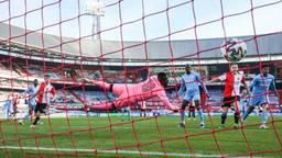 PSV stond bij rust al met 3-0 achter (foto: ANP).