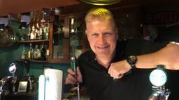 Kroegbaas Ronnie Gommers van café de Coop in Sprundel (foto: Erik Peeters)