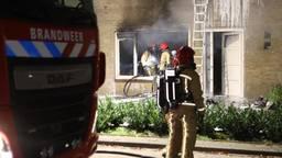 Uitslaande brand verwoest huis in Best