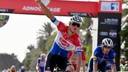 Gisteren won Van der Poel nog