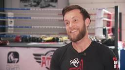Robbie Hageman is blij dat hij weer de ring in kan.