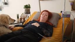 Anne heeft 130.000 euro nodig voor een operatie (foto: Anne).