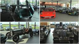 Classic cars zijn 'Toys for big boys' en die verkopen in crisistijd juist heel goed