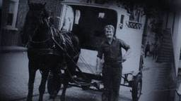 Wim werkt als bezorger al 60 jaar bij dezelfde bakker