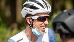 Koen de Kort (38) is dit jaar de nestor van de Giro