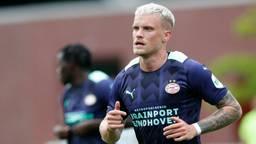 PSV-linksback Philipp Max (foto: ANP).