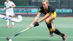 Hockeyster Joosje Burg uit Veghel debuteert in Oranjeselectie