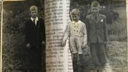 De drie broertjes die vlak na elkaar overleden.