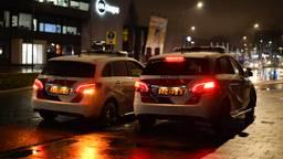 De politie deed onderzoek bij de Kleine Krogt in Breda (foto: Perry Roovers/SQ Vision).