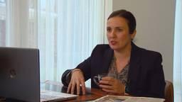 Advocaat Eva González Pérez (foto: Omroep Brabant).