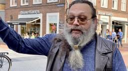 Arjan (54) vertelt over de tijd dat hij dakloos was (foto: Jan Peels).