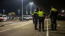 Veel politie op de been tijdens het preventief fouilleren (foto: Christian Traets/SQ Vision Mediaprodukties).