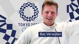 Bas Verwijlen outsider Tokyo 2020