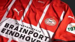 Nieuwe PSV-shirt voor seizoen 2021-2022