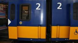 De dader werd in Breda uit de trein gehaald en zit nu in de cel (archieffoto: Karin Kamp).