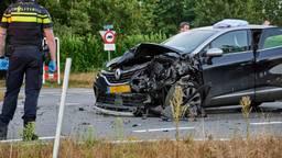Elf gewonden bij ongeluk in Sint Willebrord