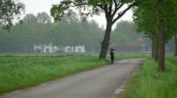Wandelen in  het druilerige zuidoosten van Brabant (foto: Ben Saanen).