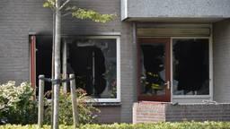 Het huis is van binnen uitgebrand (foto: Perry Roovers/SQ Vision Mediaprodukties).