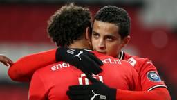 Mohamed Ihattaren scoorde voor het eerst sinds 21 december 2019 (foto: OrangePictures).